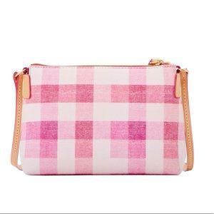 Dooney & Bourke Bags - Dooney & Bourke | Quadretto Check Crossbody